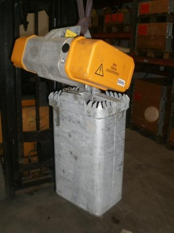 4887 - Electric Chain Hoist - ABB/LIFTKET - Type: 250/1-24