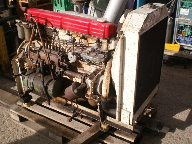 5649 - Diesel Engine - Ford Trader