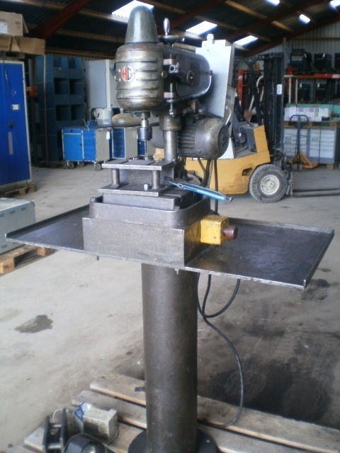 5710 - Threading Machine - HG - 23N