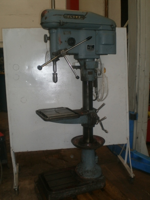 5812 - Pillar Drilling Machine - FLOTT - Type: SB 23