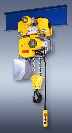 685 - LIFTKET Electric Chain Hoist 12500kg and 25000kg