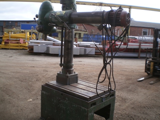 6004 - Radial Drilling Machine - VOEST
