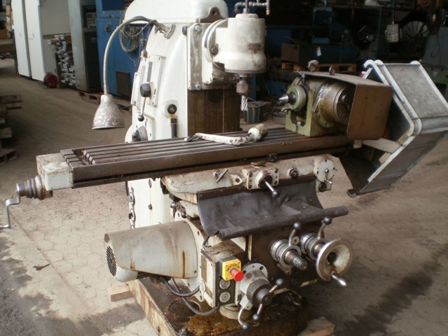 6005 - Milling Machine - NORMEX - Type: FWC-26