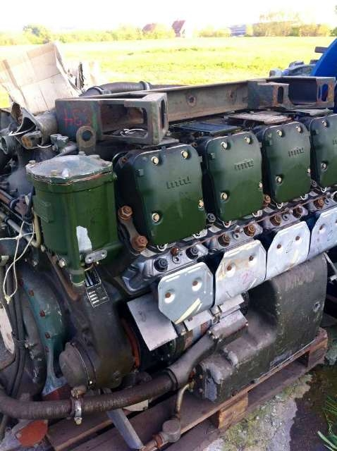 6010 - Engine - Mercedes MB 837 Aa - 500 - Diesel