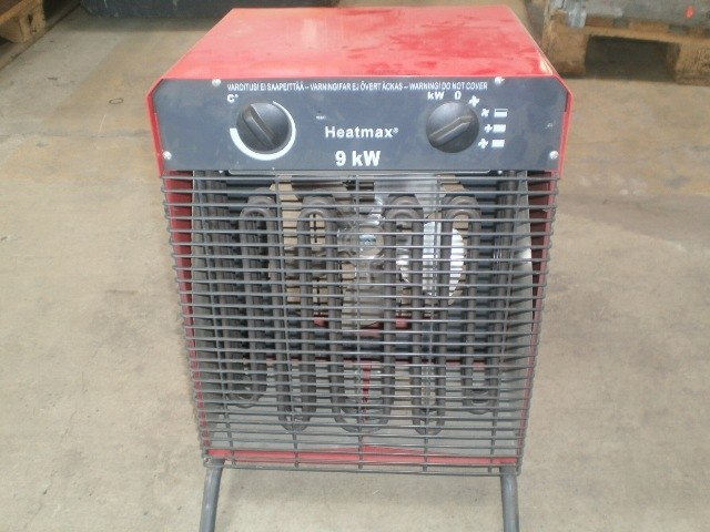 5975 - Fan Heater - Heatmax 9kW