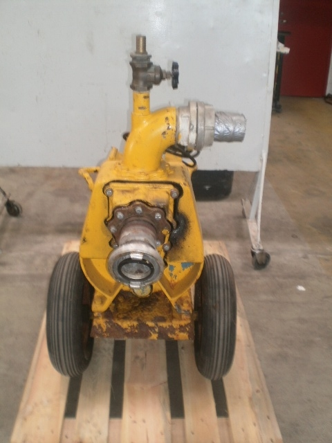 6120 - Water Pump with Electric Motor