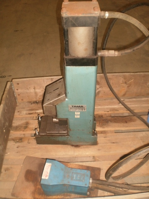 6153 - Punching Tool - Air - TAMA - Type: 63107