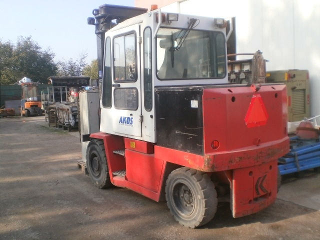 6194 - Electric Fork Lift - KALMAR - Type: EC5-600