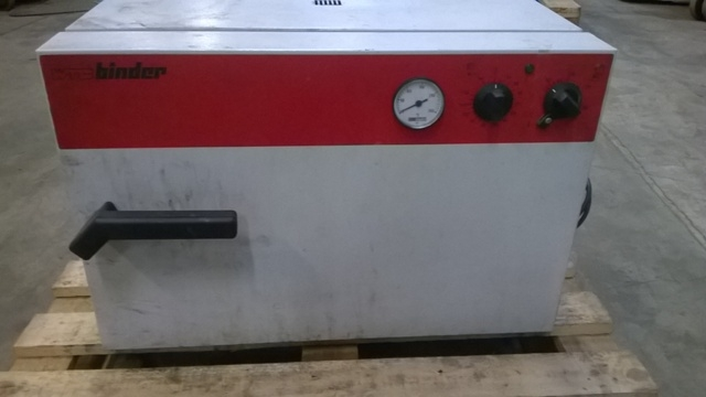 6236 - Autoclave - WTC-Binder - Type: 2902823000101