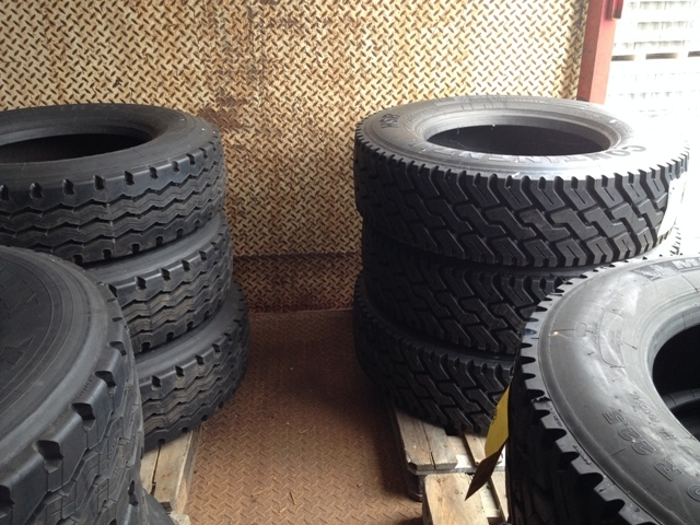 6093 - Tires in Different Sizes
