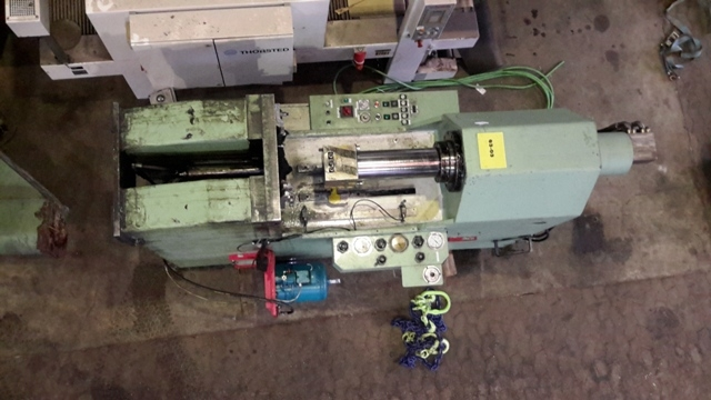 6611 - Hydraulic Press - Type: 63 ton