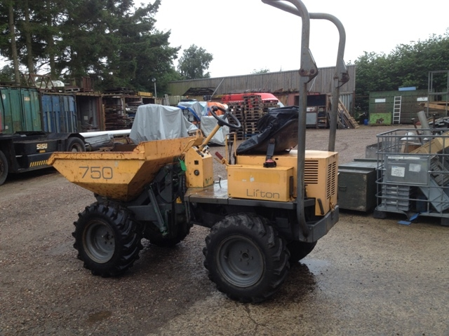 6837 - Dumper - LIFTON - Type: 750