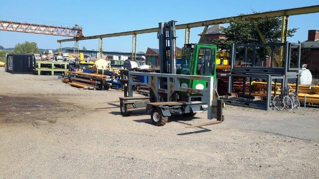 6655 - Side Loader Fork Lift - CombiLift - Type: C5000L