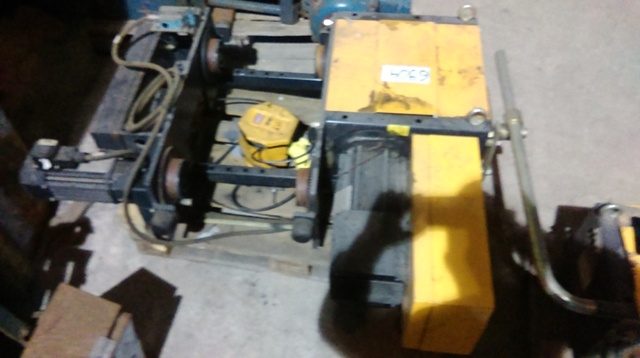 6904 - KONE Winch - Type: XL304N31ALA430B0ES - 6300kg