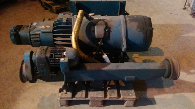 6965 - DEMAG Winch - Type: P625 H8 - 5000kg