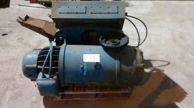 6990 - DEMAG Winch - Type: P35 - 5000kg