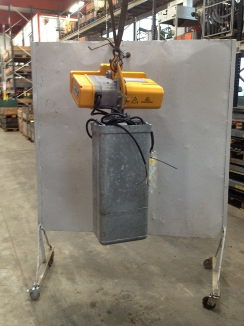 7111 - Windmill Hoist - STAR Liftket - 800kg