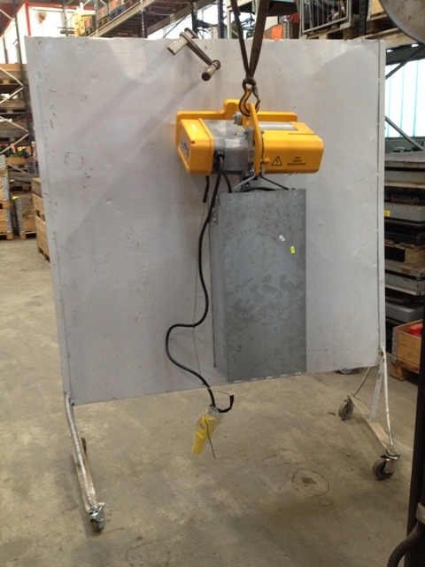 7112 - Windmill Hoist - STAR Liftket - 1000kg
