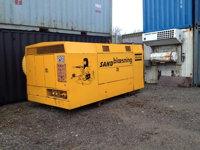 7125 - Compressor - Atlas Copco