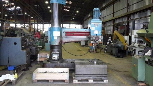 6699 - Radial Drilling Machine - CSEPEL - Type: RFh 75/1500