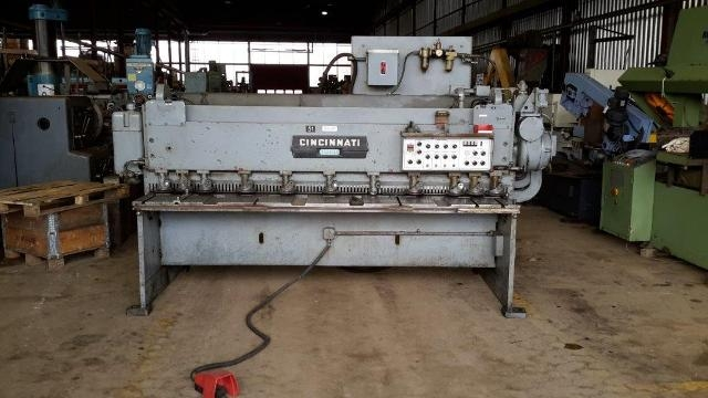 7324 - Plade Shears - CINCINNATI AUTO SHEAR - Type: 1008M