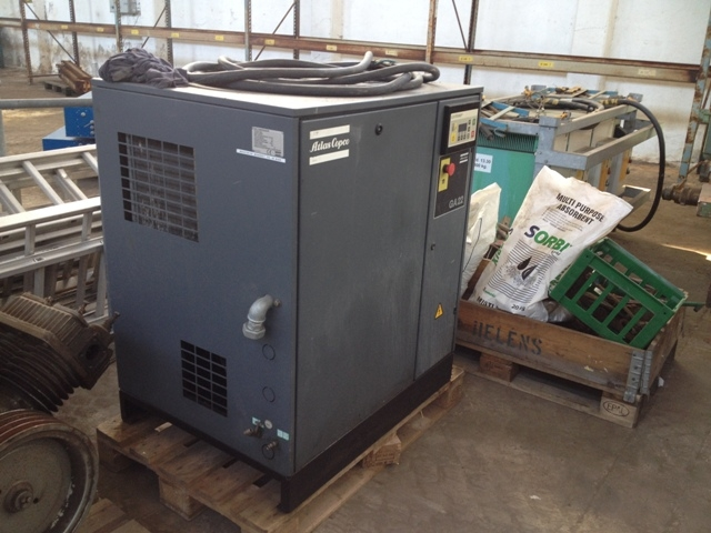 7175 - Screw Compressor - Atlas Copco - GA 22 FF