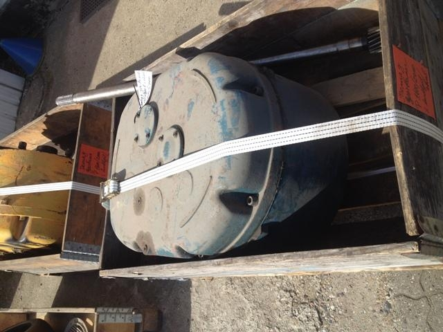 7178 - Demag winch - Type: P1600 - 2000 - spare parts