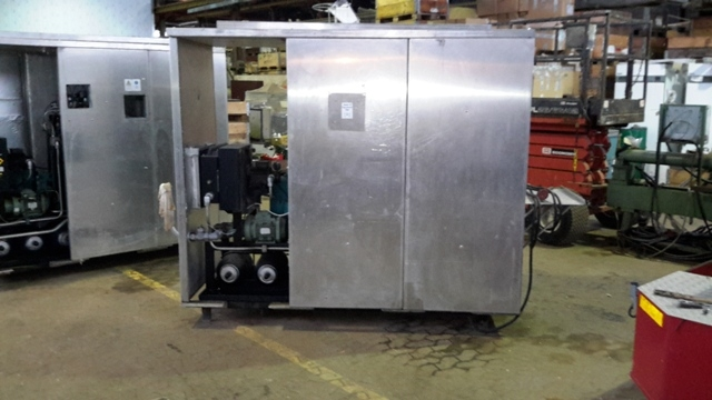 7362 - Hydraulikstation m / oil purifier and oil cooler