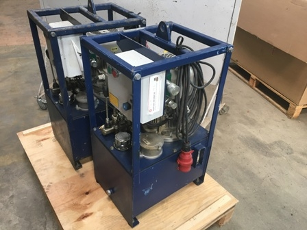 7570 - Hydraulic station - portable