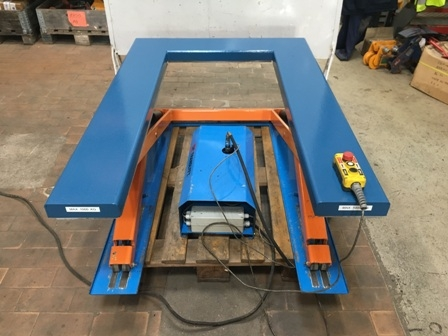 7592 - Lifting table / Scissor table 1000 kg