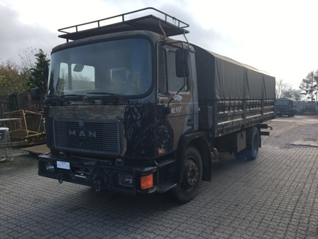 7598 - RESERVED Truck with ruf MAN 4 x 2