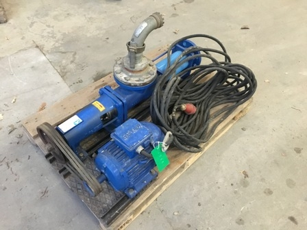 7618 - Cavity pump with motor