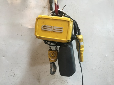 7651 - Electric Chain Hoist 1000 kg