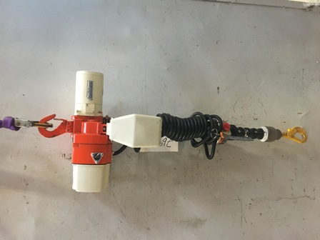 7690 - Electric Chain Hoist 60 kg