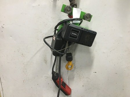 7701 - Electric Chain Hoist 250 kg