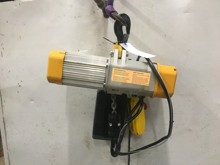 7715 - Electric chain hoist 1000 kg LIFTKET