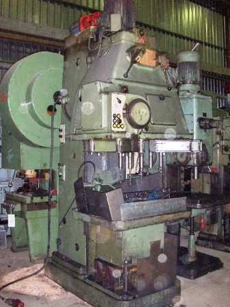 2354 - Drilling Machine, 8 Spindles, KAB type BMG 63