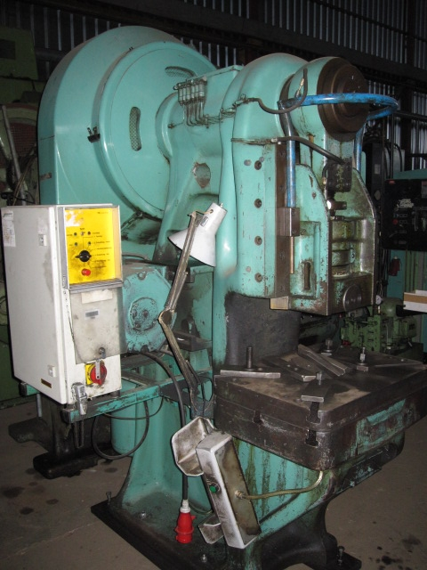 2889 - Eccentric Press: PMB 45 ton - Type: EPF-45