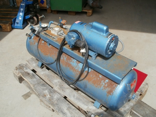 3265 - Piston Compressor - GRANZOW