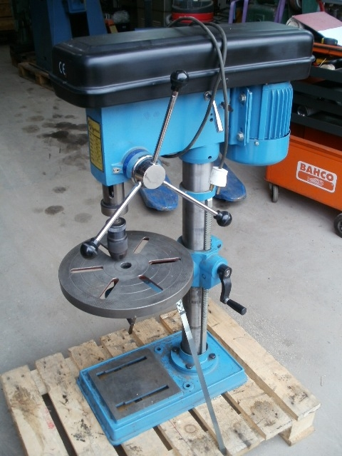 3481 - Bench Drilling Machine - SCANTOOL - Type: 16 A