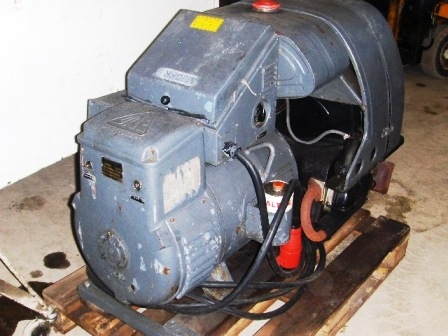 1565 - Electric Aggregate, gas operated VW motor 1200 cm3