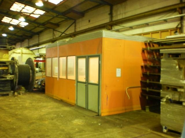 3916 - Foreman Shed / Stock Shed