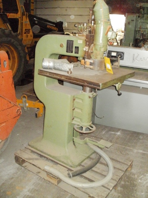 3927 - Drilling Machine - Milling Machine - DAN