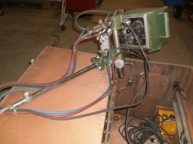 4014 - Beam Cutting Machine - KOIKE - MINI-MANTIS II