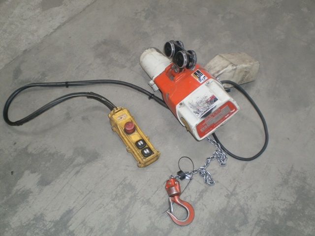 4196 - Hoist - Electric Chain Hoist - 180kg