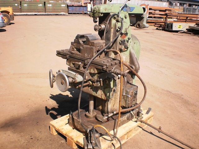 4232 - Milling Machine - PHP - Type: VPUO