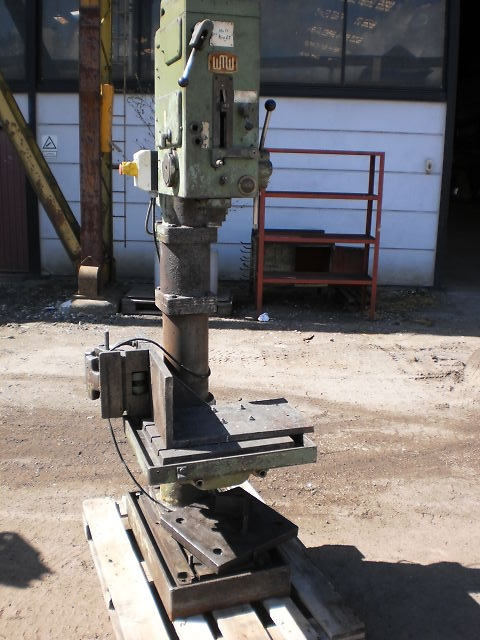 4233 - Pillar Drilling Machine - WMW - BS 16 AI