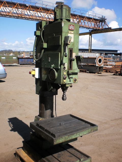 4234 - Pillar Drilling Machine - WMW - BS 32 AI