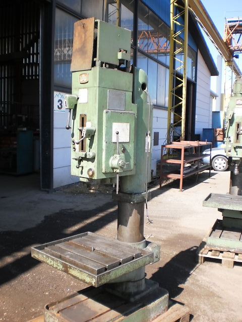 4235 - Pillar Drilling Machine - WBW - BS 25 AI