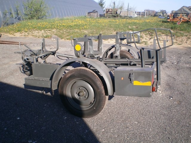 4407 - Transport Wagon - Trailer - Wagon for Motor Spray